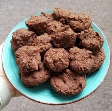 Fruit & Veg Muffins
